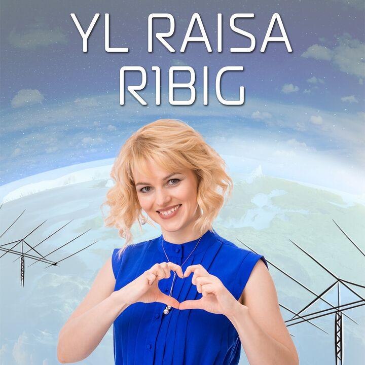 YL Raisa - My Journey in Ham Radio